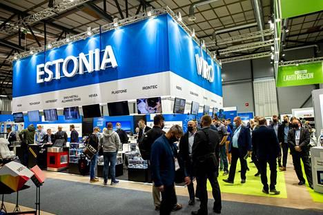 Alihankintamessut järjestettiin Tampereen Messu- ja urheilukeskuksessa 21.–23. syyskuuta. Messuilla oli muun muassa virolaisten yritysten oma esittelypiste.