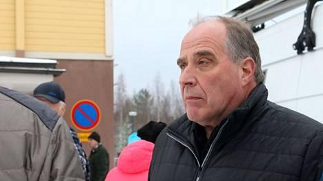 Kokoomuksen Kari Paajanen teki viime kuntavaaleissa paluun kuntavaaleihin komealla äänimäärällä.