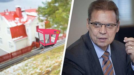 Tampereen pormestari Lauri Lyly oli aprillitunnelmissa heti aamulla 1. huhtikuuta.