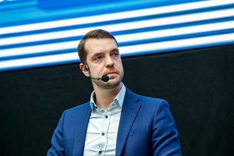 Jouni Ovaska haluaa pitää koulutuksen puolta myös kansanedustajana.