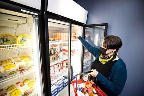 Toimiva kylmäketju on myös Ruokapankin ja hävikkiruokakaupan vaatimus.