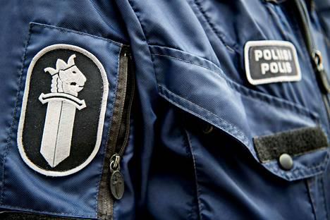 Poliisipartio tarvittiin paikalle rauhoittamaan raivostunut isä.