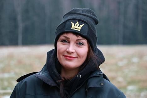 Turenkilainen Lotta Ahtinen aloitti maanantaina Tullikamarin tuotantopäällikkönä.