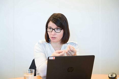Tampereen kaupungin hyvinvointijohtaja Taru Kuosmanen näkee, että vahvaa osaamista tarvitaan lisää.