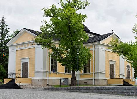 Elokapinan ja Tampereen seurakuntien tapahtuma järjestetään osin Tampereen keskustan vanhassa kirkossa.