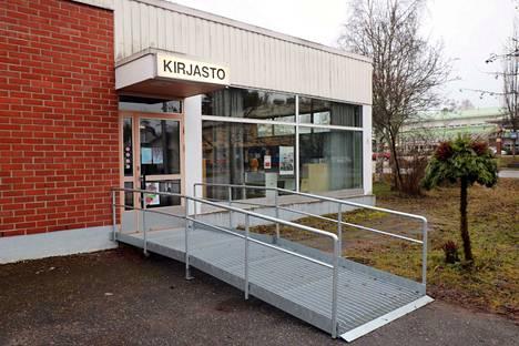 Kehittämiskysely Juupajoen kirjastosta on parhaillaan meneillään.