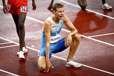 Topi Raitanen ylsi finaaliin 3000 metrin esteissä.