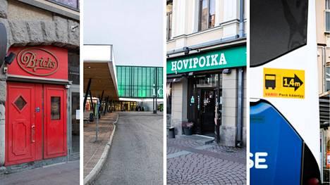 Tays on kertonut useista mahdollisista altistumispaikoista tällä viikolla. Altistua on voinut muun muassa Bricks-yökerhossa Tampereella, kahvilassa Lempäälän Ideaparkissa, Hovipoika-ravintolassa Tampereella ja linja-autossa.