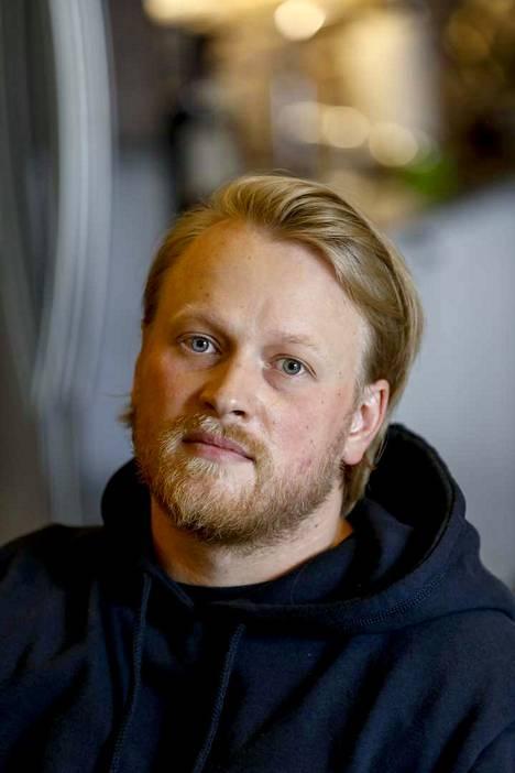 Kalle Kallonen on Blockfestin vastaava tuottaja ja perustaja.