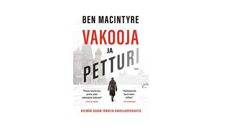 Ben Macintyre: Vakooja ja Petturi, Atena, 2020, 458 s.