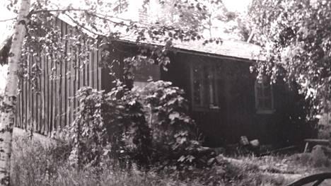 Ylämökki kuvattuna 1960-luvun asussa.