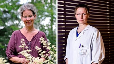 Ylilääkäri Hanna Nohynek Terveyden ja hyvinvoinnin laitokselta ja infektioyksikön apulaisylilääkäri Reetta Huttunen Tampereen yliopistollisesta sairaalasta vastasivat Aamulehden kysymyksiin koronasta ja rokotuksista.