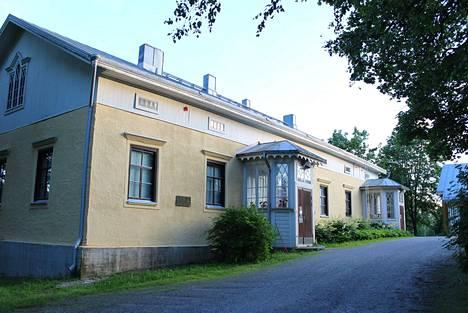 Kulttuuritalo Jaatsille murtauduttiin viime viikon torstain ja perjantain välisenä yönä.