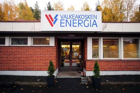 Valkeakosken Energiasta kerrotaan, että sähkökatko syntyi normaalin kytkentämuutoksen yhteydessä.