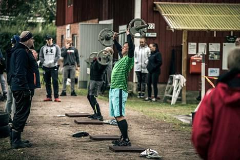 Tervan Härkä on ratatyyppinen urheilukilpailu, jossa osallistujat suorittavat erilaisia tehtäviä. Aina kun tehtävä on suoritettu, pääsee kilpailija jatkamaan seuraavaan tehtävään.
