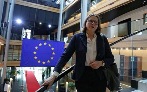Heidi Hautala on toiminut yhtenä Euroopan parlamentin puheenjohtajista