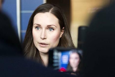 Sanna Marin on hilannut SDP:n kohti gallupkärkeä koronakriisin myötä.
