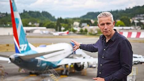 Boeing 737 Max -lentokone putosi maahan pian nousun jälkeen lokakuussa 2018 Indonesiassa ja Etiopiassa maaliskuussa 2019. Richard Bilton raportoi BBC:n dokumentissa Boeingin toiminnasta.