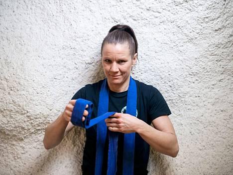 Mira Potkonen nousee olympiakehään tiistaina 26. heinäkuuta.