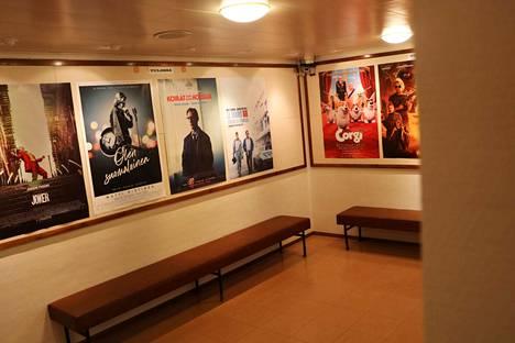 Kino-Huovin ohjelmistossa pyörii tällä hetkellä kolme eri elokuvaa.