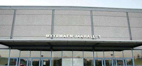 EVU ja Kiekko-Tiikerit kohtasivat Myyrmäen jäähallissa.