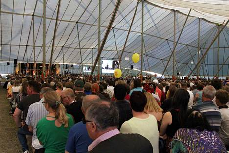 Juhannuskonferenssi kerää Keuruulle muutaman päivän aikana yli 30 000 kävijä. Tänä vuonna tapahtuma järjestetään elokuussa, jos olosuhteet ja viranomaisten ohjeet sen silloin sallivat.