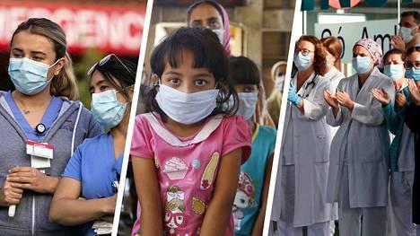 Koronavirus on jyllännyt voimakkaasti ympäri maailmaa helmikuusta lähtien.