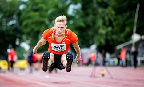 Kristian Pulli on nyt pituuden SE-mies.