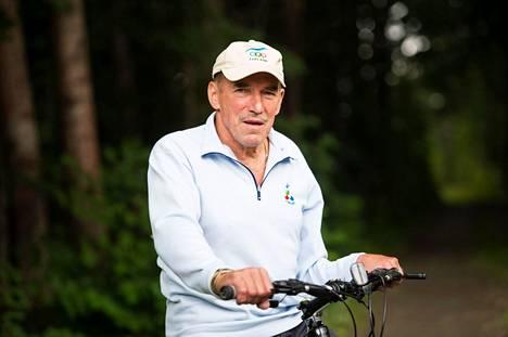 Valkeakosken Hakaa edustanut Jouko Grip on Suomen menestynein paralympiaurheilija.