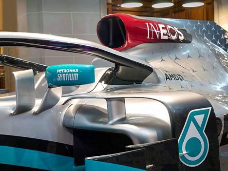 Mersu on dominoinut F1-sarjaa viime vuodet.