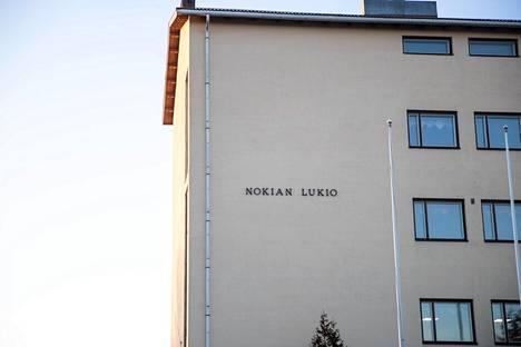 Nokian lukion tämän vuoden budjetti oppivelvollisuuden laajenemisen osalta on noin 100 000 euroa. Tietokoneiden lisäksi summalla hankitaan muita tarvikkeita.