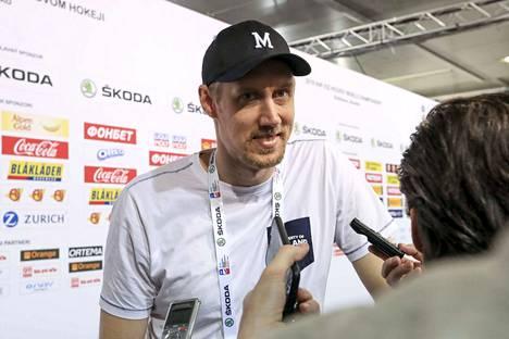 Marko Anttila pelasi itsensä suomalaisten sydämiin. Kapteeni johti Suomen MM-kultaan.