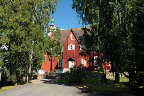 Vuonna 1782 valmistuneen Yläneen Pyhän Olavin kirkon on rakentanut Mikael Piimänen.