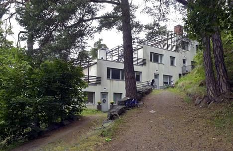 Satakunnan Aalto-kohteissa pääsee jälleen vierailemaan. Alvar Aallon Terassitalo sijaitsee Eurassa.