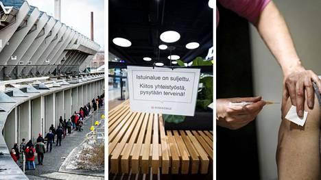 Koronavirustilanne pysyi tasaisena Suomessa huhtikuun viimeisellä viikolla. Vappua tosin keräännyttiin juhlistamaan sankoin joukoin myös Pirkanmaalla. Toukokuun ensimmäisellä viikolla nähdään, oliko sillä vaikutusta tartuntamääriin.