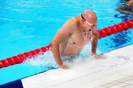 Matti Mattson on yksi Suomen suurimmista mitalitoivoista Tokiossa.