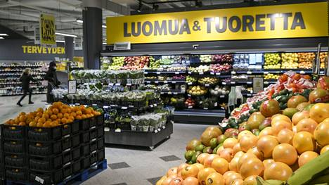 Suomalaisten vesijalanjäljestä vain kolme prosenttia tulee hedelmistä.