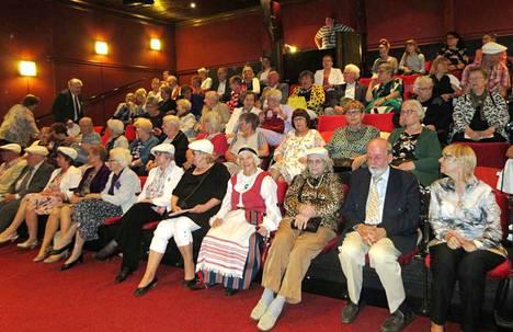 Einari Vuorelan juhlavuoden tapahtumat Keuruulla ja Multialla ovat vetäneet runsaasti yleisöä pitkin vuotta. Kuva Korpirastas-juhlasta Kimarassa 18. elokuuta 2019.