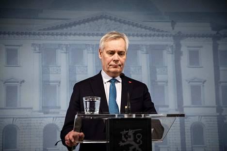 Sdp:n puoluehallitus päätti tänään esittää hallitusneuvottelijaksi pääministerin tehtävästä syrjäytettyä Antti Rinnettä.