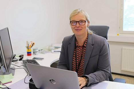 Tiina Laakkonen palaa Nokian elinkeinojohtajaksi ensi maanantaina 26. lokakuuta.