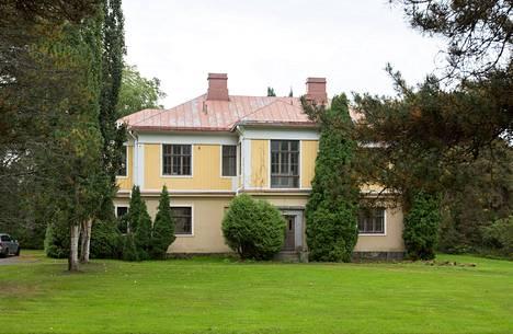 Harvialan kartanon kiinteistöt ovat olleet julkisessa myynnissä useamman vuoden.