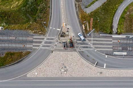 Kun Tampereen ratikka aloittaa liikennöinnin, Turtolan liittymän ohittaa ratikka keskimäärin 3 minuutin 45 sekunnin välein. Autoilijoilta se vaatii tarkkuutta.