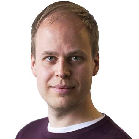 Pohjalaisen toimittaja Hannu Toivonen. Kommenttikuva