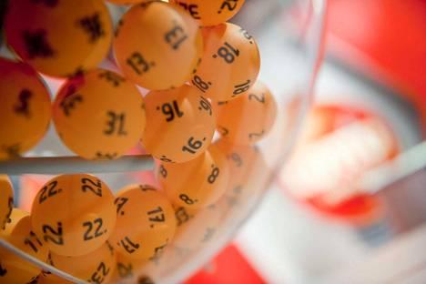 Viikon lottorivi on taas arvottu.