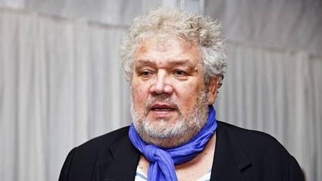 Toimittaja Aarno Laitinen on kuollut. Laitinen kuvattiin Helsingissä lokakuussa 2014.