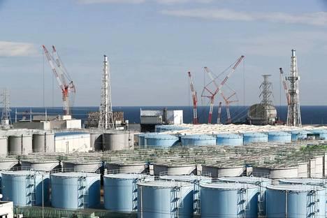 Japanilaisen energiayhtiön Tepcon mukaan Fukushiman radioaktiiviselle jätevedelle varatut säiliöt täyttyvät vuoteen 2022 mennessä.