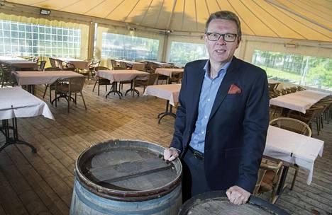 MaRan toimitusjohtajan Timo Lapin mukaan hotellien varauspalveluilla on vahva asema Pohjoismaissa.