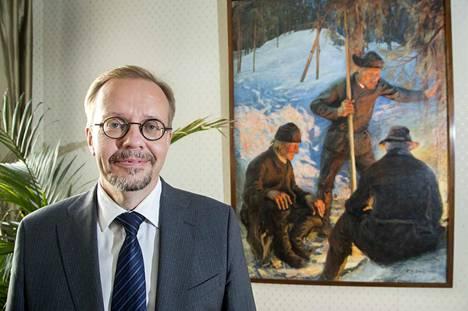 Tatu Leppäsestä, 51, tulee kaikkien aikojen toiseksi nuorin korkeimman oikeuden presidentti syyskuun alussa.