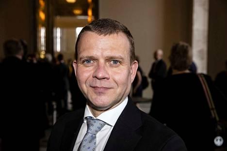 Petteri Orpon mukaan kokoomus haluaa olla mukana vain sellaisessa hallituksessa, jonka talous- ja työllisyyspolitiikka turvaa kestävällä tavalla suomalaisten hyvinvointipalvelut.