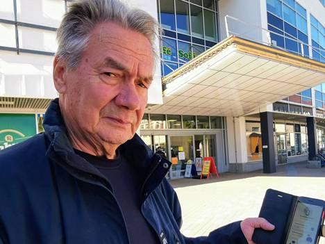 Kaupunginvaltuutettu ja kaupunginhallituksen puheenjohtaja Pekka Järvinen (sd) vastaa Antti Selkeen (kd) mielipidekirjoitukseen.